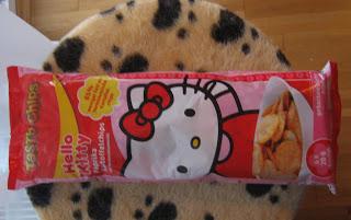 Hello Kitty Chips