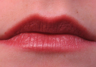 Swatches Lippen Maybelline Jade 2