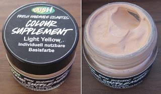 Lush Concealer – Testbericht