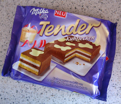 Milka Kuchen Kirschblutenblog
