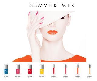 Dior Summer Mix LE