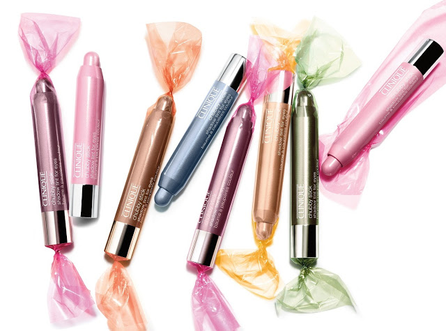 Clinique CHUBBY STICKS for EYES inkl. Swatch