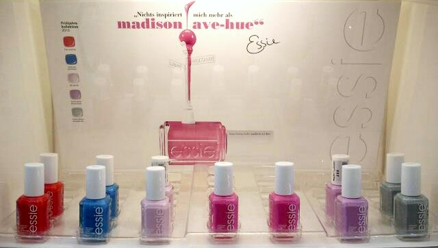 {Essie Spring 2013} inkl. GO GINZA Swatches