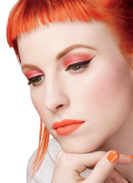 {MAC LE inkl. Swatches} Hayley Williams LE
