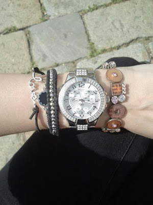 atv die reportage gangs of vienna blogger gruppe armcandy fossil uhr watch love bracelet tokio jane puschel