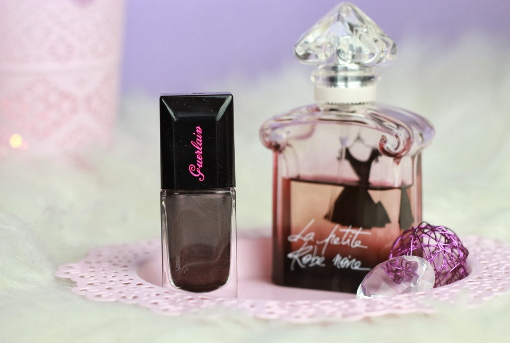 """{Nails of the Day} Guerlain Nagellack """"Sulfurous"""" #861"""