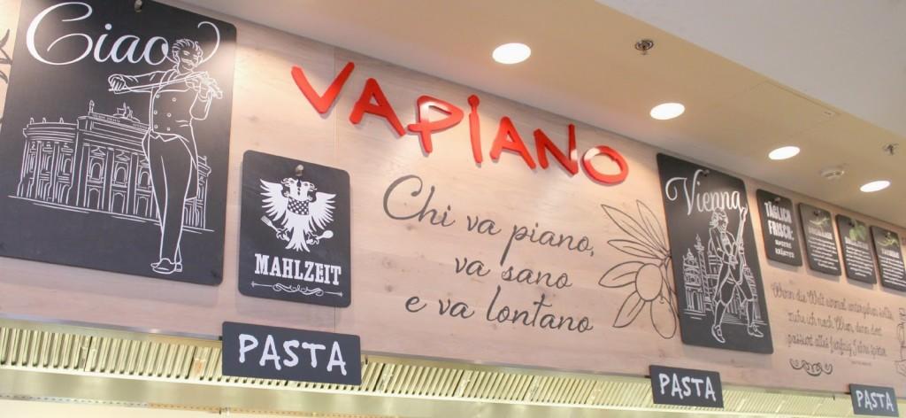 {Event} Blogger kochen bei Vapiano