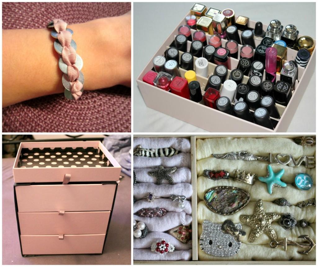 {DIY} Chanel Parfum Home Deko /Glossybox Recycling ...
