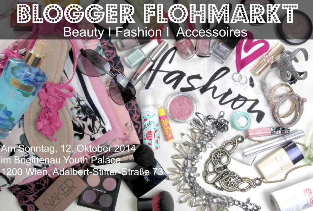 Beauty, Fashion & Accessoires Blogger Flohmarkt (Wien 12.10.2014)