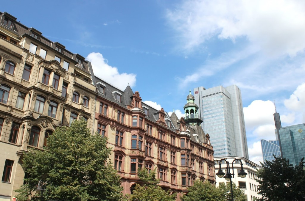 {Travel} One Day in Frankfurt – Tagestrip