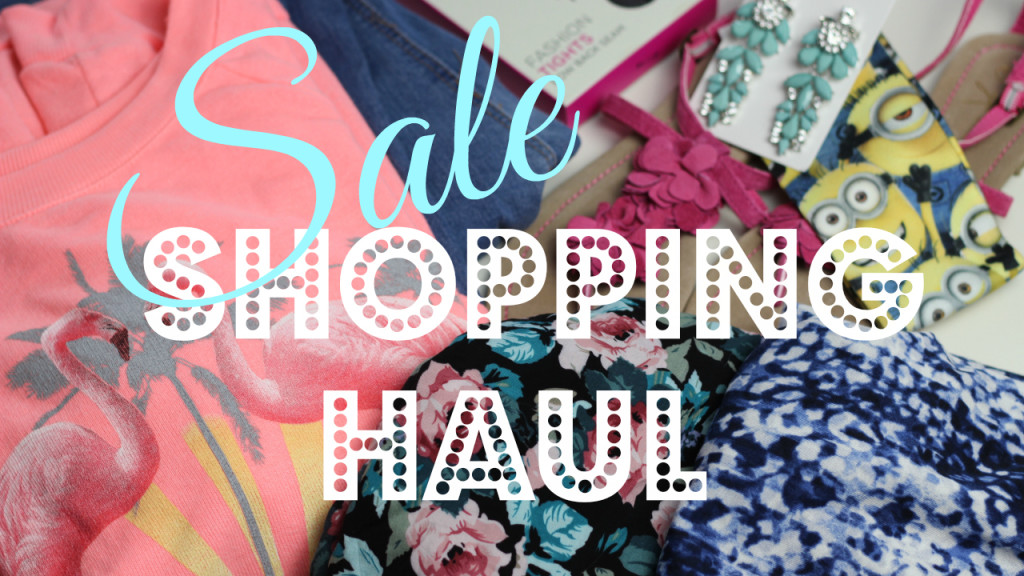 {Haul} Sale Shopping: Primark und H&M