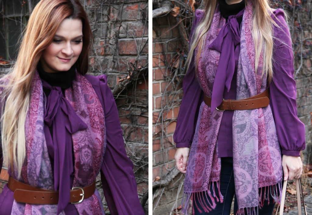 Outfit of the Day Winter Herbstlook Michael Kors Primark Inspiration Olivia Palermo