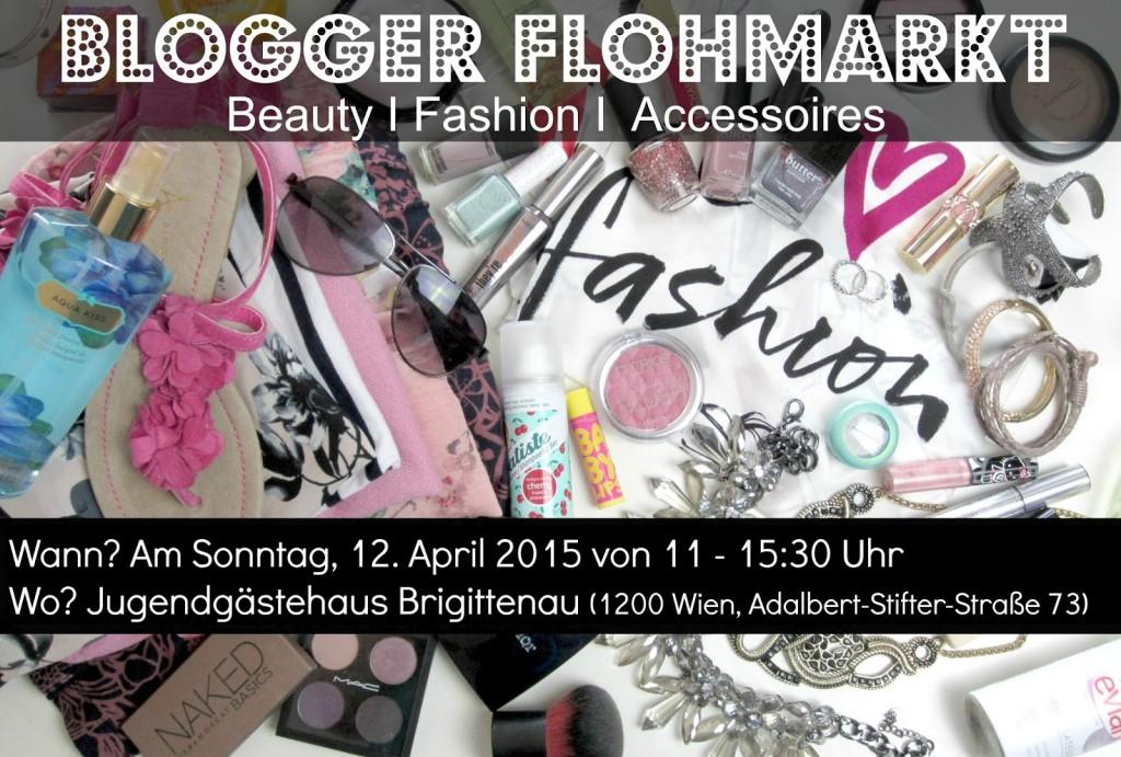 BLOGGER FLOHMARKT #BFABF in Wien inkl. Gewinnspiel
