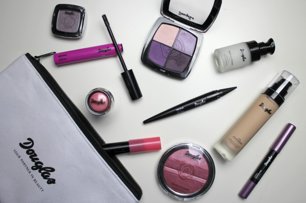 {Review & Tutorial} Make-up Eigenlinie von Douglas