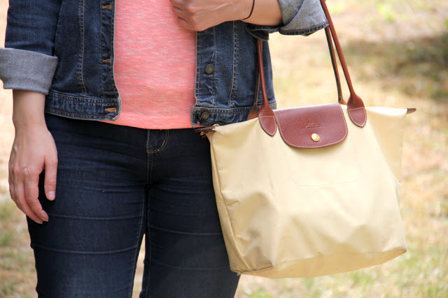 {OOTD} Jeans auf Jeans