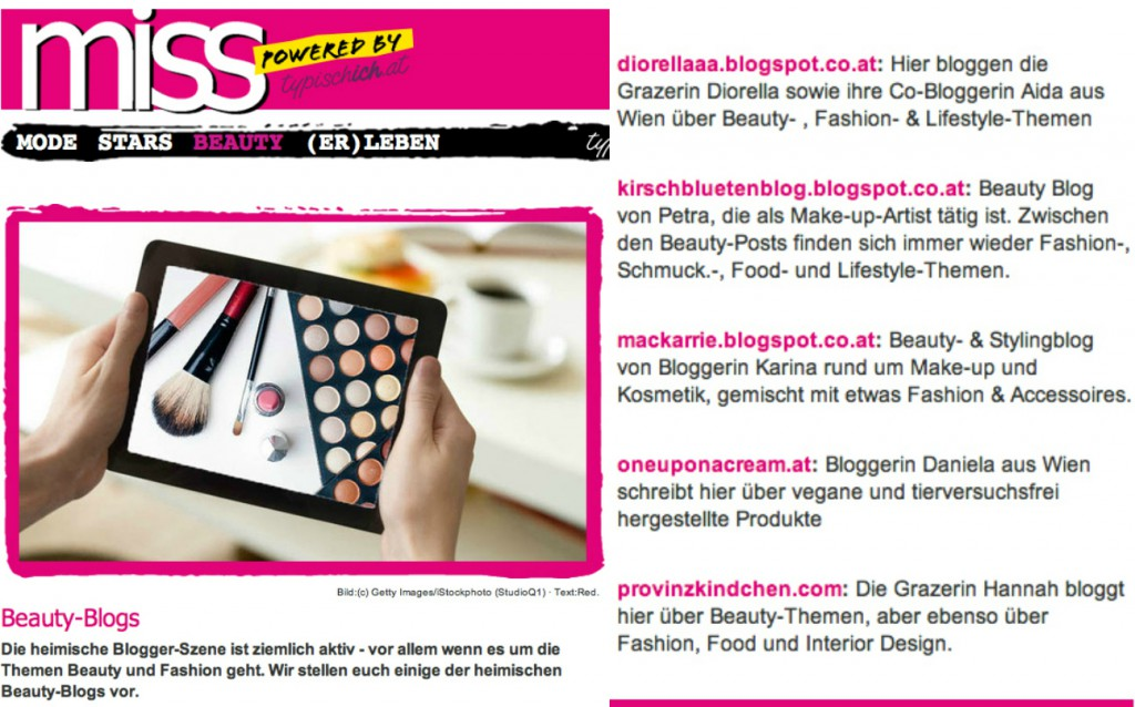 miss.at top beauty blogger Petra Kirschbluetenblog