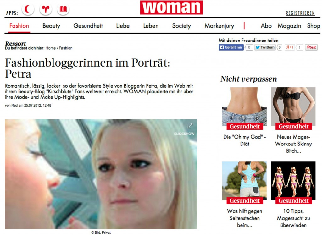 woman.at erstes fashion blogger interview kirschbluetenblog osterreich