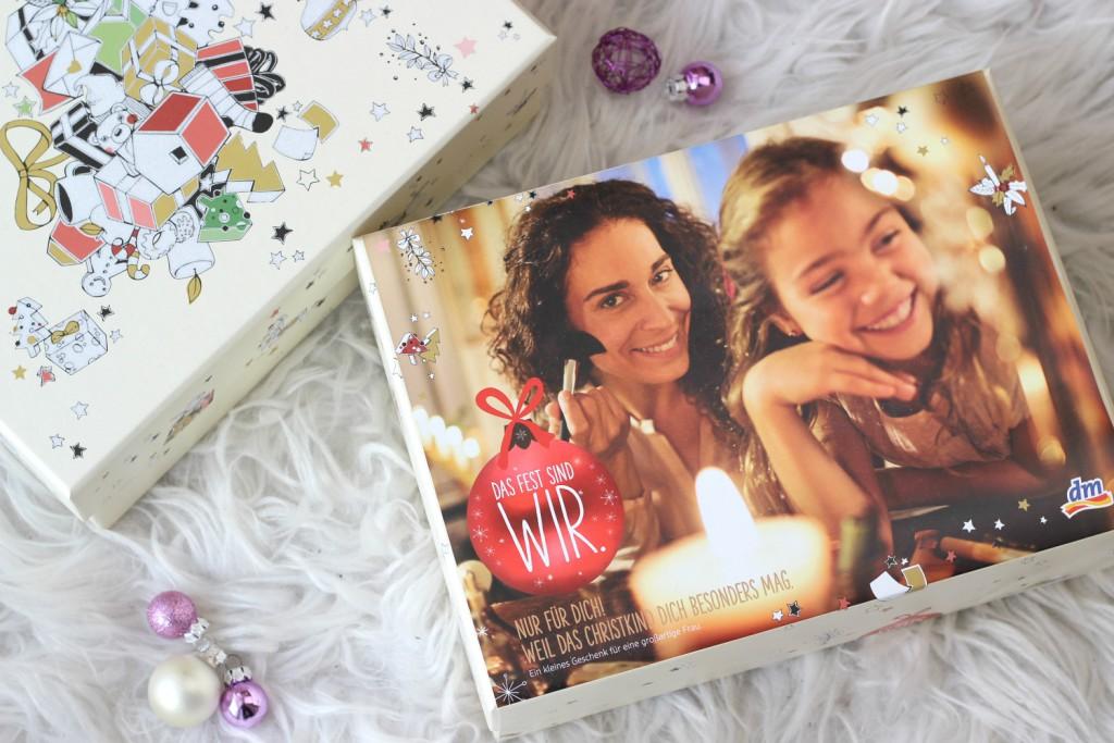 dm weihnachtsbox naturliche verwohnmomente Frau Inhalt