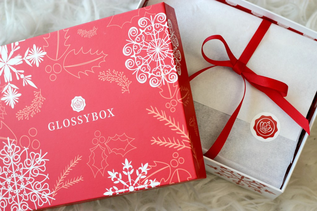 Glossybox Dezember – Winter Wonders Edition
