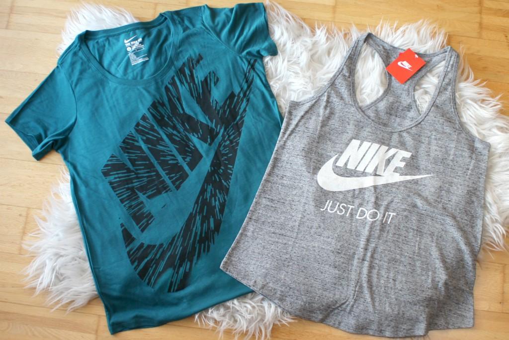 Zalando Haul Sport Nike Shirts