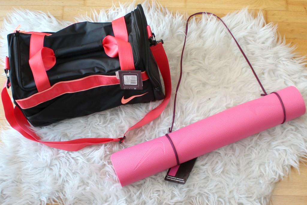 Zalando Haul Sport Tasche Yogamatte