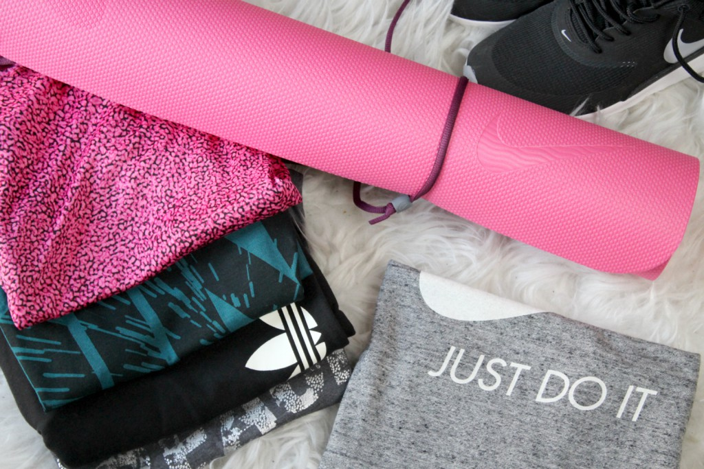 Mein Sport Haul – viele neue Sachen