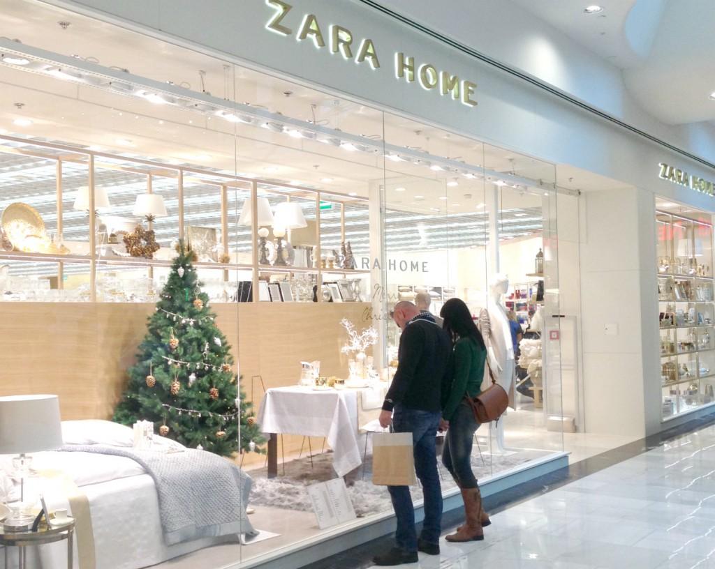 Zara Home SCS Wien Shop Eroffnung