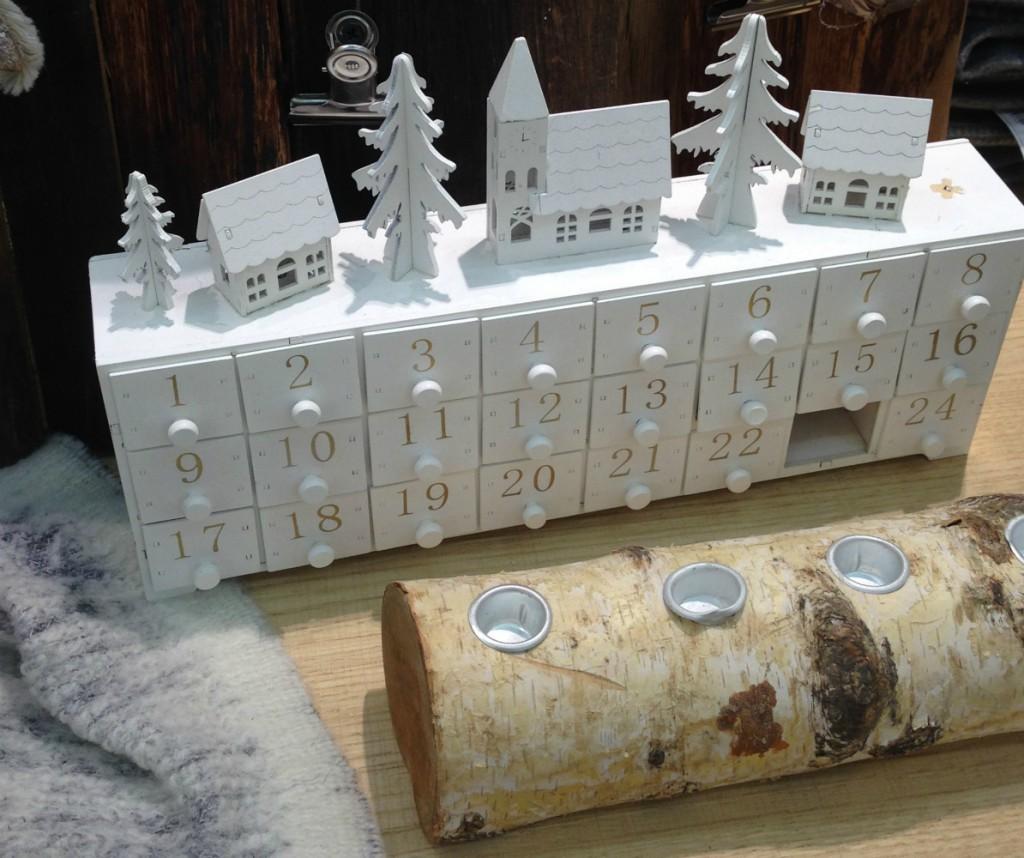 Zara Home SCS Wien Weihnachten Adventskalender