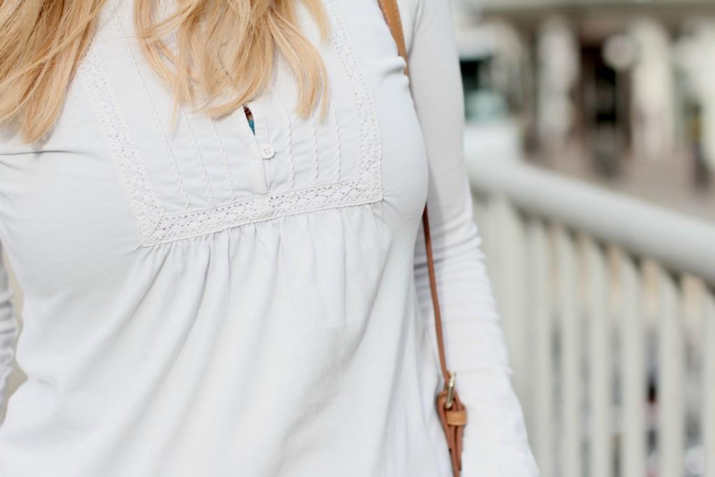 Blogger Outfit Deichmann Trenchcoat Chloe Bag Burgund Rot Beige Modeblog