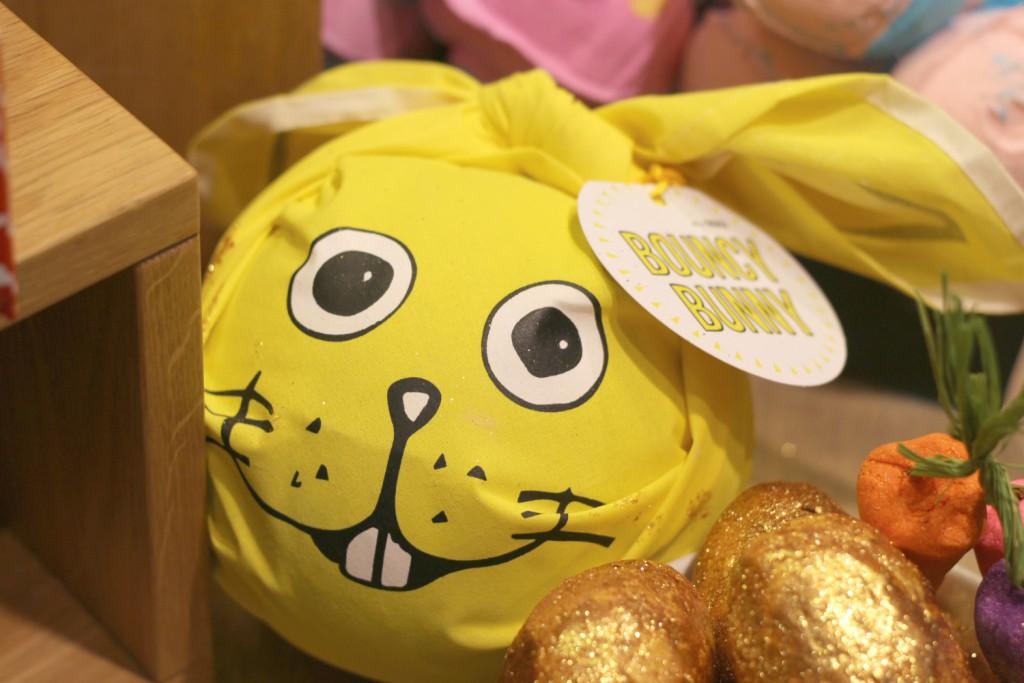 Lush Ostern Bouncy Bunny