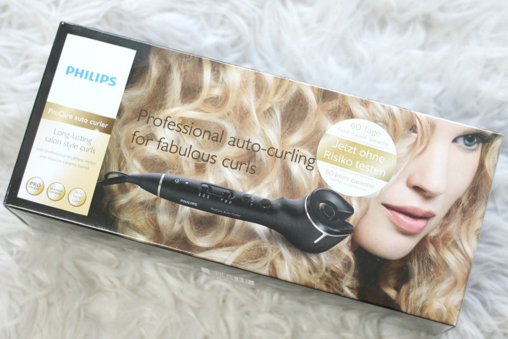 Philips ProCare Auto Curler Curl Styler