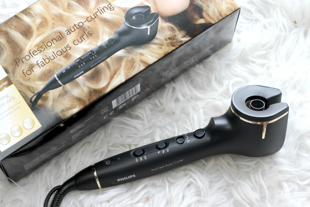 Philips ProCare Auto Curler Curl Styler Review