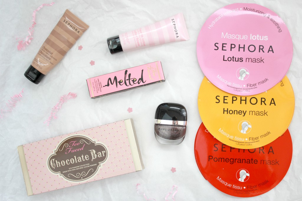 Venedig Beauty Haul Sephora