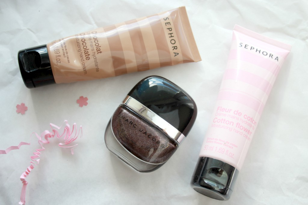 Venedig Beauty Haul Sephora Marc Jacobs Nail Polish Hand Cream