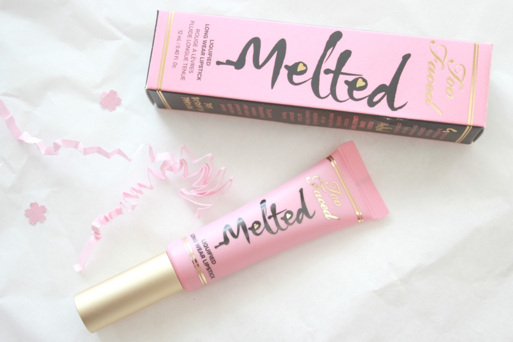 Venedig Beauty Haul Sephora Melted Lipstick