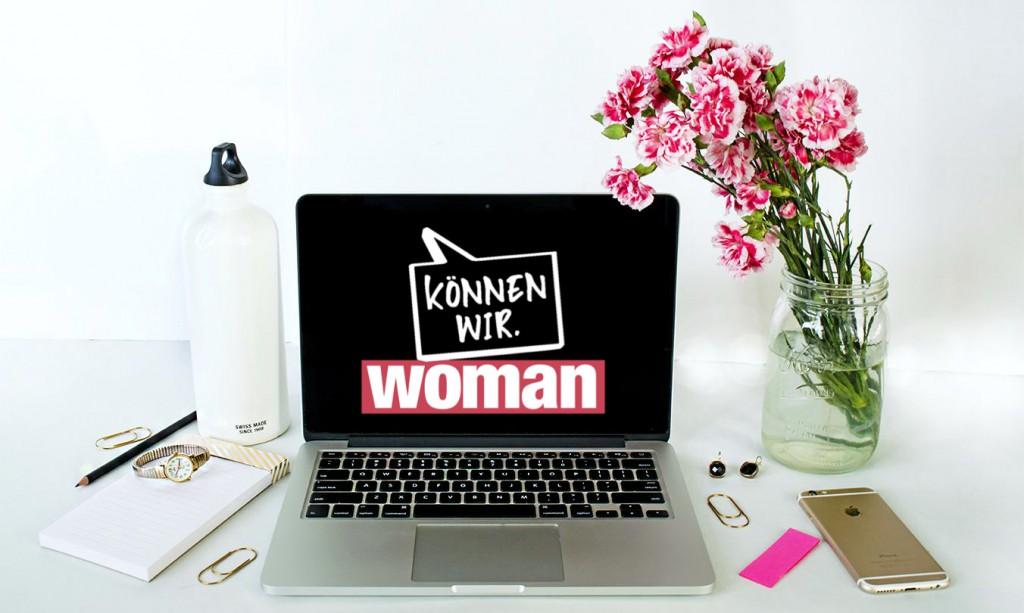 woman kampagne konnenwir blogger