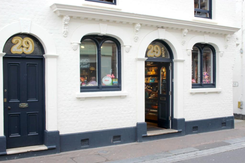 Lush Shop Poole England