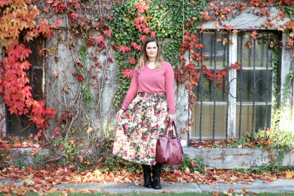 blogger-outfit-herbst-autumn-midirock-chanel