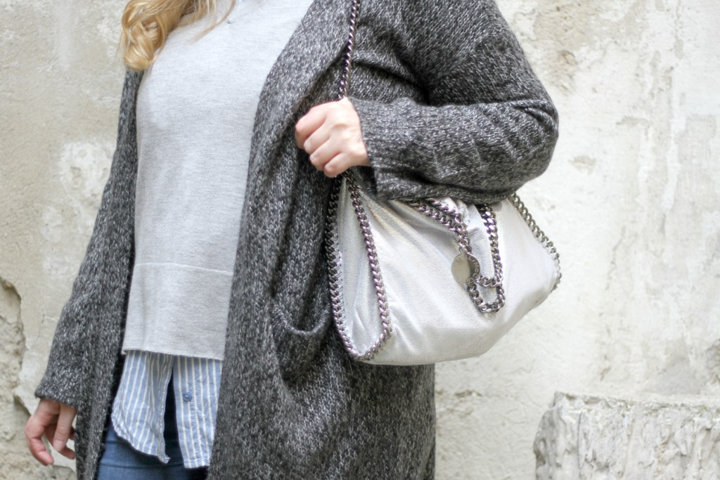 Blogger Outfit Stella mc cartney falabella tasche