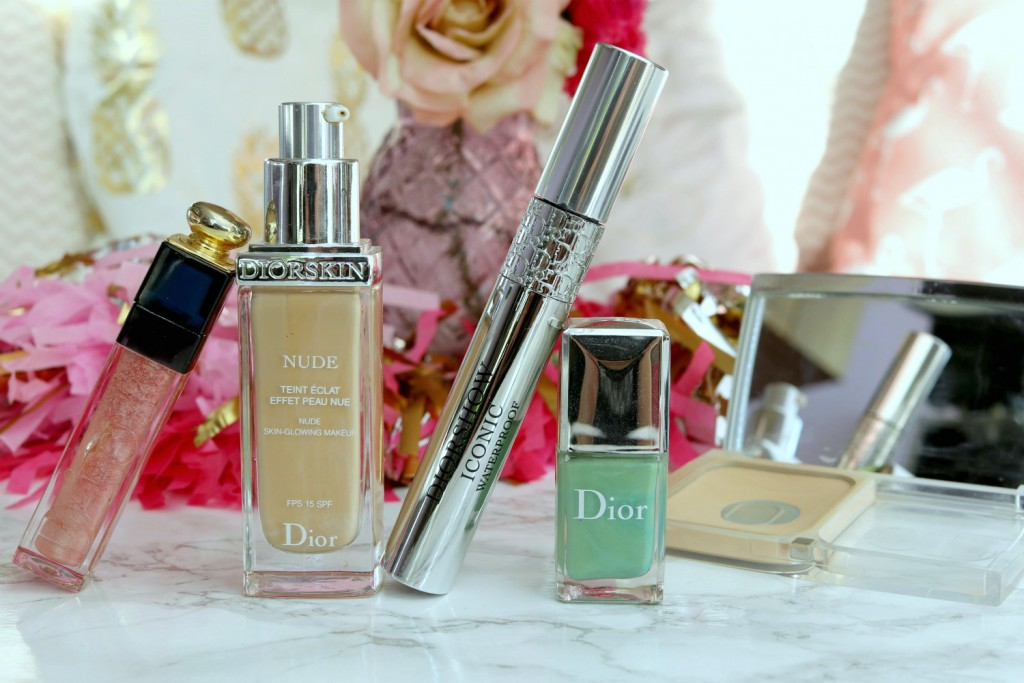 DIOR Makeup Favoriten Blog