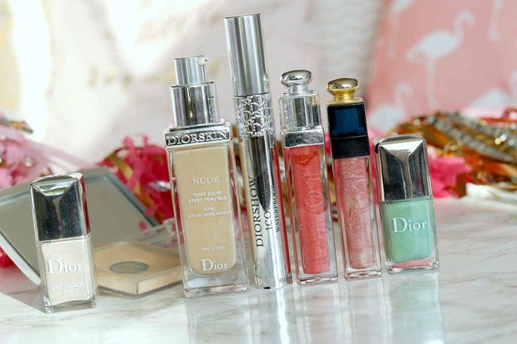 Dior Favoriten Top 5 Produkte