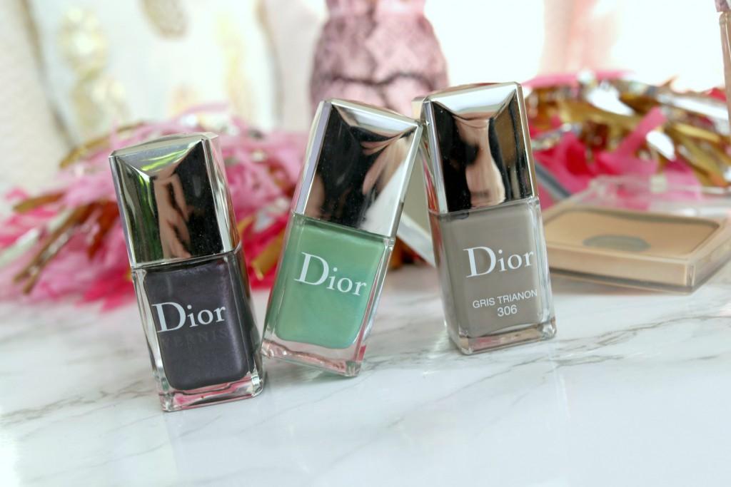 Dior Vernis Nagellack Favoriten