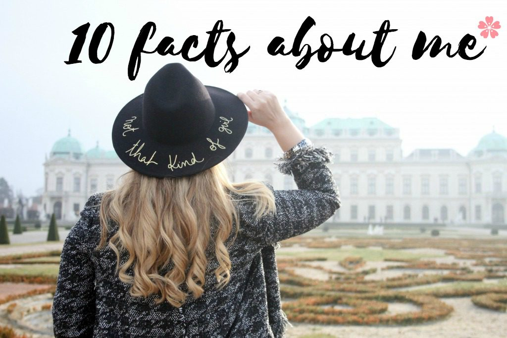 {Personal} 10 Facts about me #2