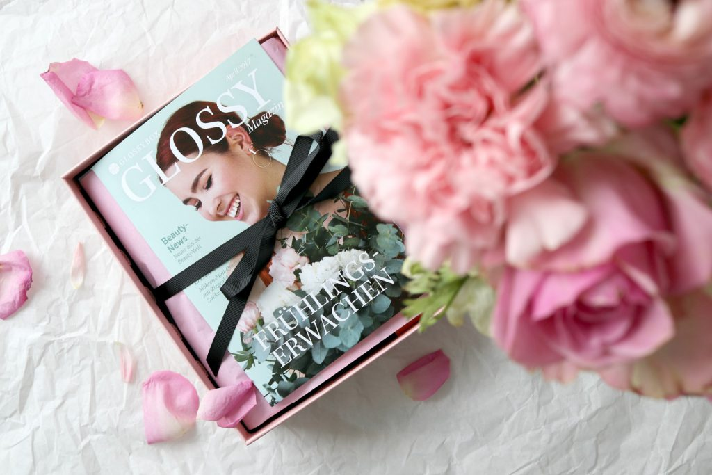 Glossybox April 2017 Fruhlingserwachen