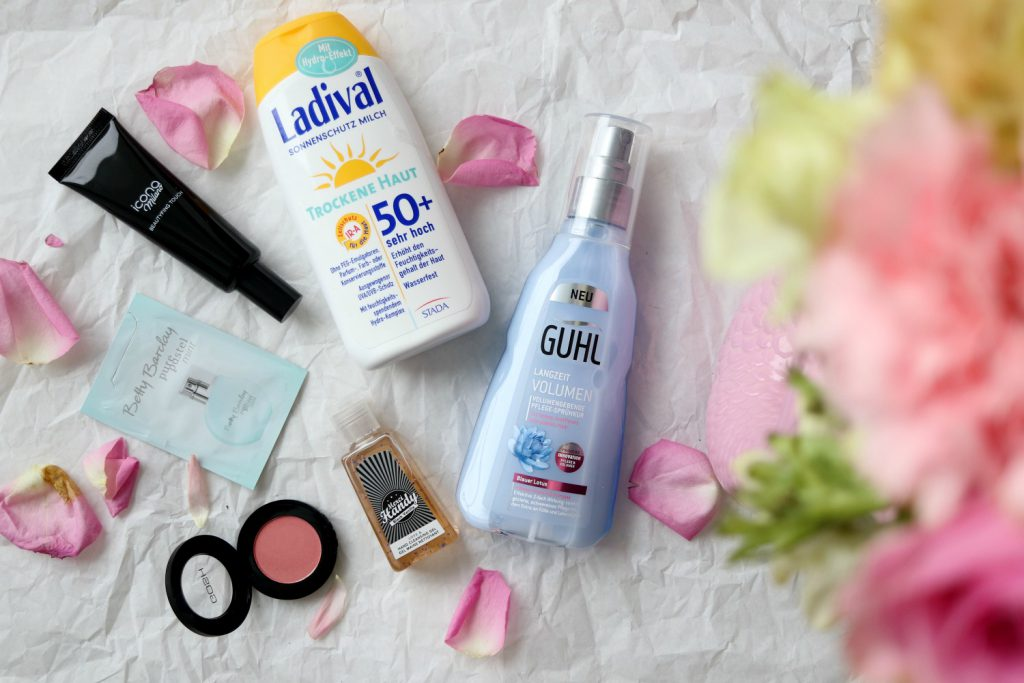 Glossybox April 2017 Inhalt