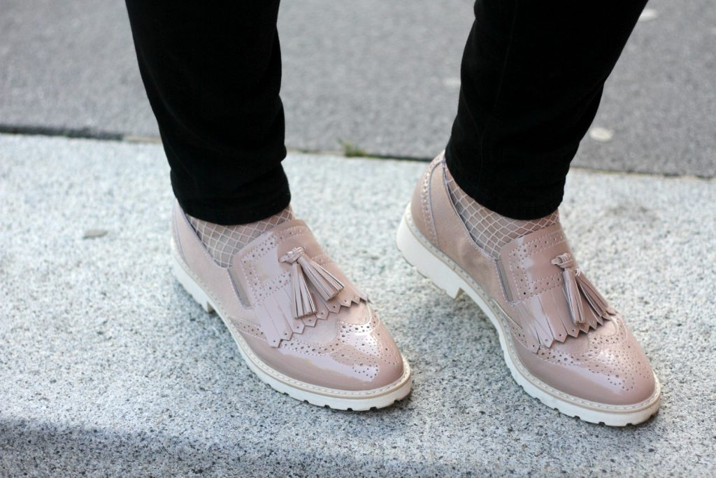 Ellie Gouding Deichmann Schuhe Trend Loafer Blogger Outfit Streetstyle