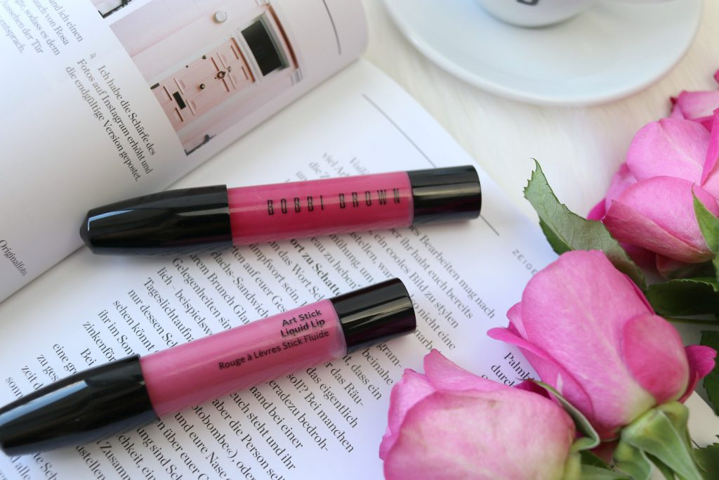 Beauty Blog Gewinnspiel Bobbi Brown Art Stick Liquid Lip