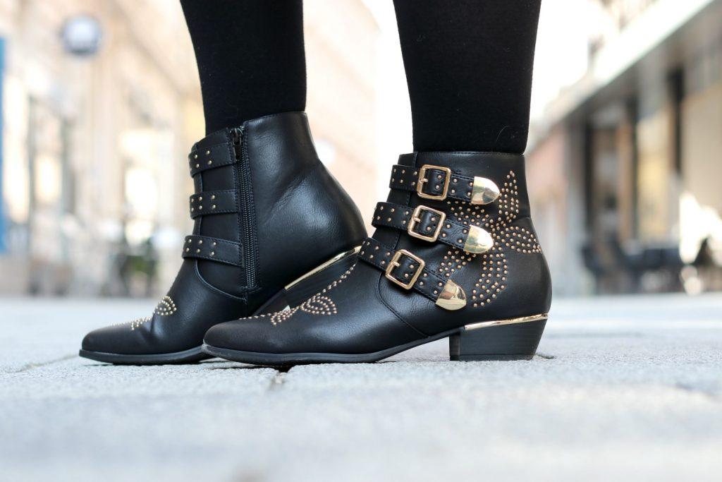 Deichmann Chloe Susanna Ankle Boots Look a like