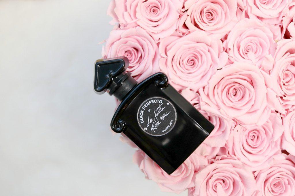 la petite robe noire parfum guerlain black perfecto