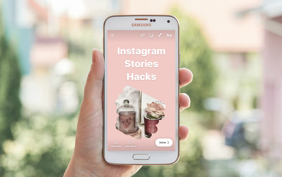 Instagram Stories – 5 Hacks & Tipps